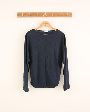 Herringbone Wool Jacket - Size 14/16