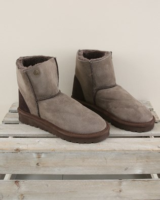 Celt Shortie Boot - Size 6 - Vole - 1982