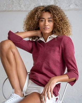 7813_fine knit merino v neck jumper anenome_lfs.jpg