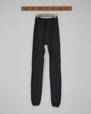 Merino Lounge Pant - Size Small - Charcoal - 2383
