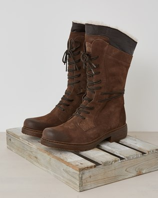 Woodsman Boot - Brown - Size 38 - 2562