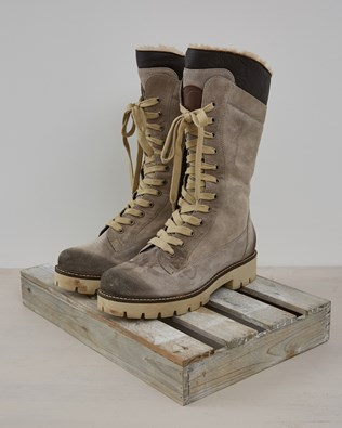 Boxer Boot - Soft Grey - 39 - 2578