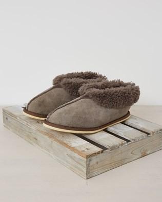 Ladies bootee slipper - Size 3 - Vole - 2608