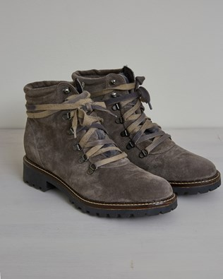 Hiker Boot - Size 41 - Mid Grey - 2637
