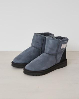 Celt Shortie Boots - Icon Dark Grey -Size  6 - 2543