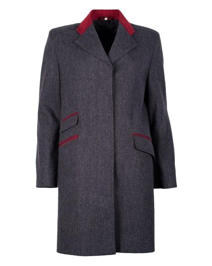 Wool Classic 3/4 Coat - Size 10