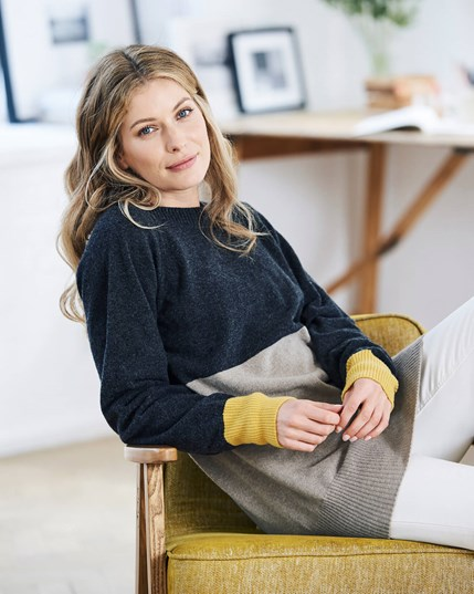 Supersoft Slouch Jumper