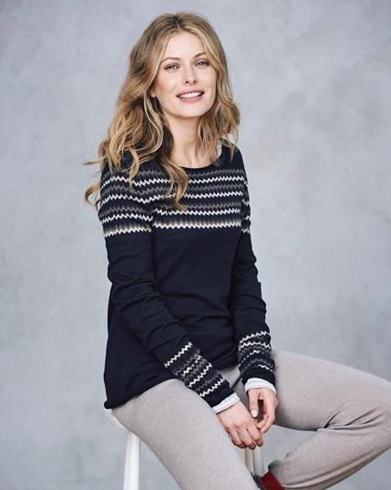 Fine Knit Merino Sweater