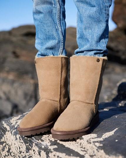 Original Celt Sheepskin Boots