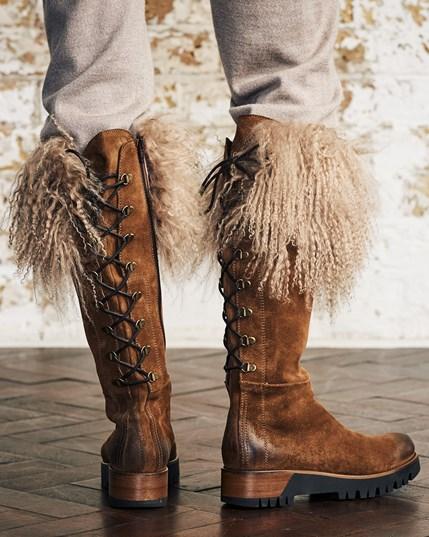 Himalayan Knee Boots