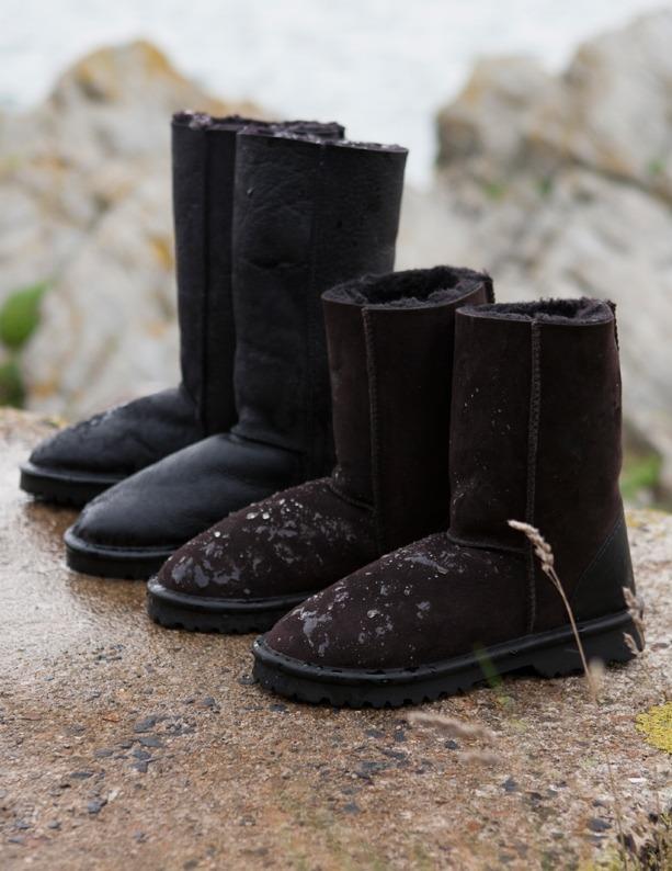 Men's Aqualamb Boots Calf