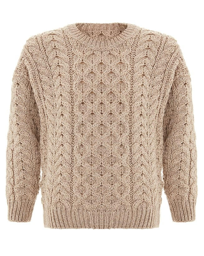 7051 KIDS CABLE JUMPER_FAWN_FRONT_AW15.jpg