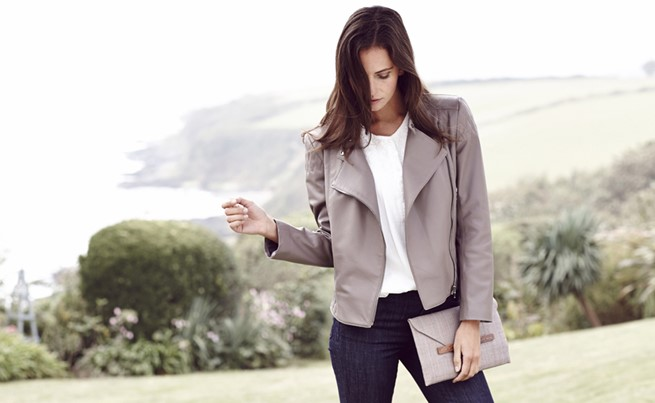 the classic leather jacket £395, raffia clutch £55 celtic and co.jpg