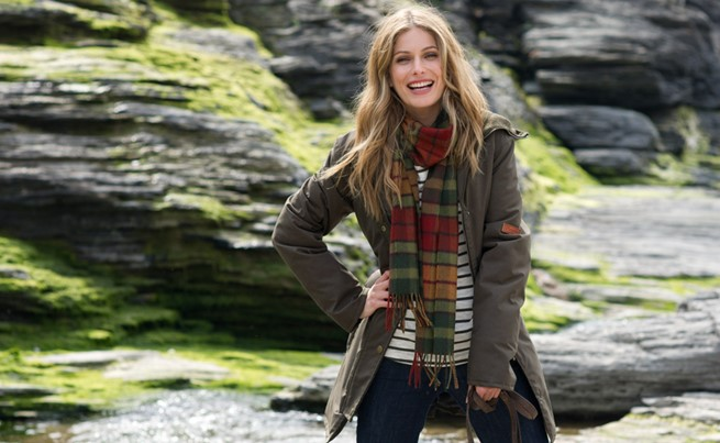 waterproof waxed cotton parka £245, handmade wellies by le chameau £165 celtic and co.jpg