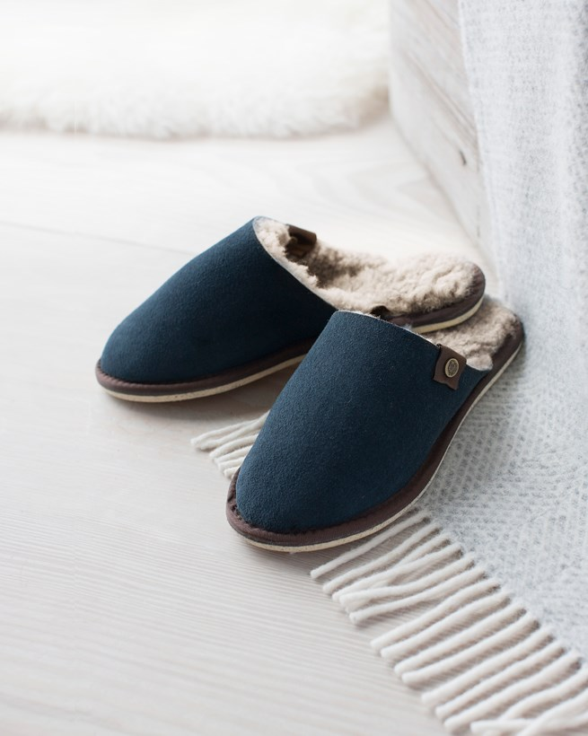Ladies' Sheepskin Mules