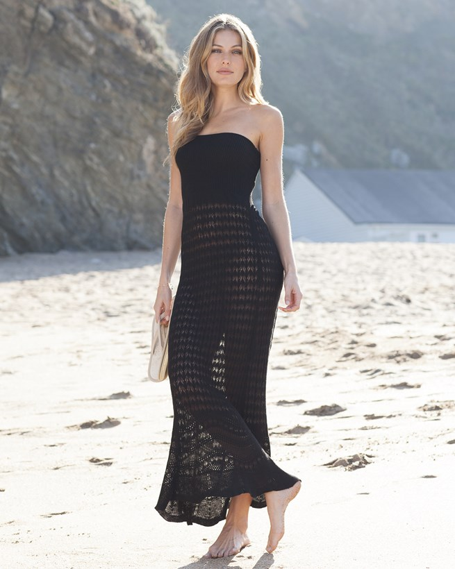 Lace-knit Dress/Skirt