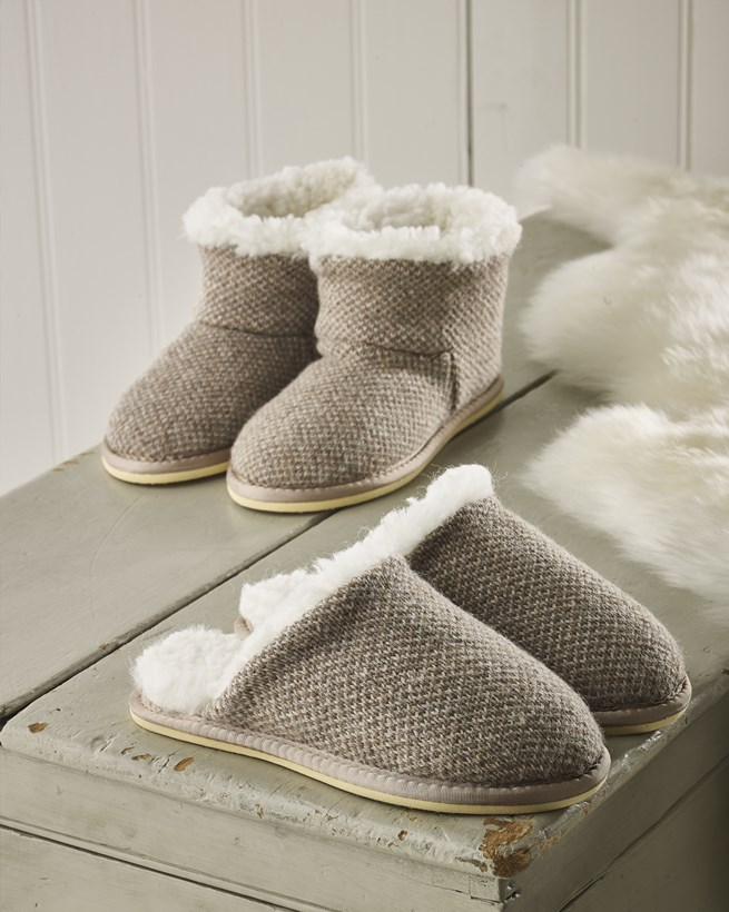 Knitted Mules