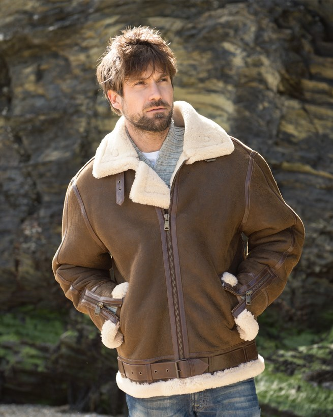 Men's Flying Jacket