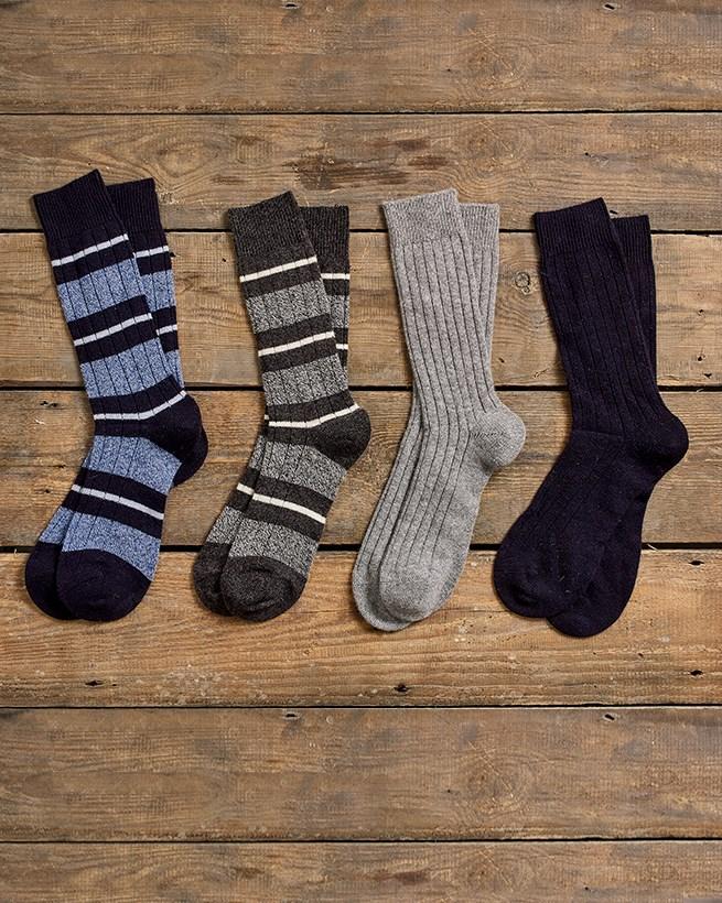 Men's Cashmere Socks
