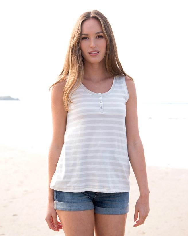 Organic Cotton Vest