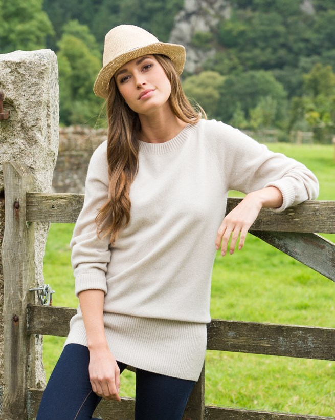 Supersoft Slouch Sweater