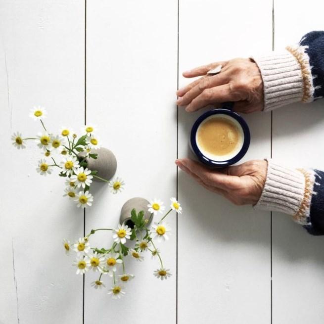 Coffee Flatshot