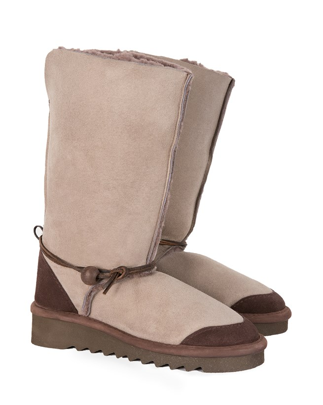 Nomad Boots - Size 6 - Vole - 824