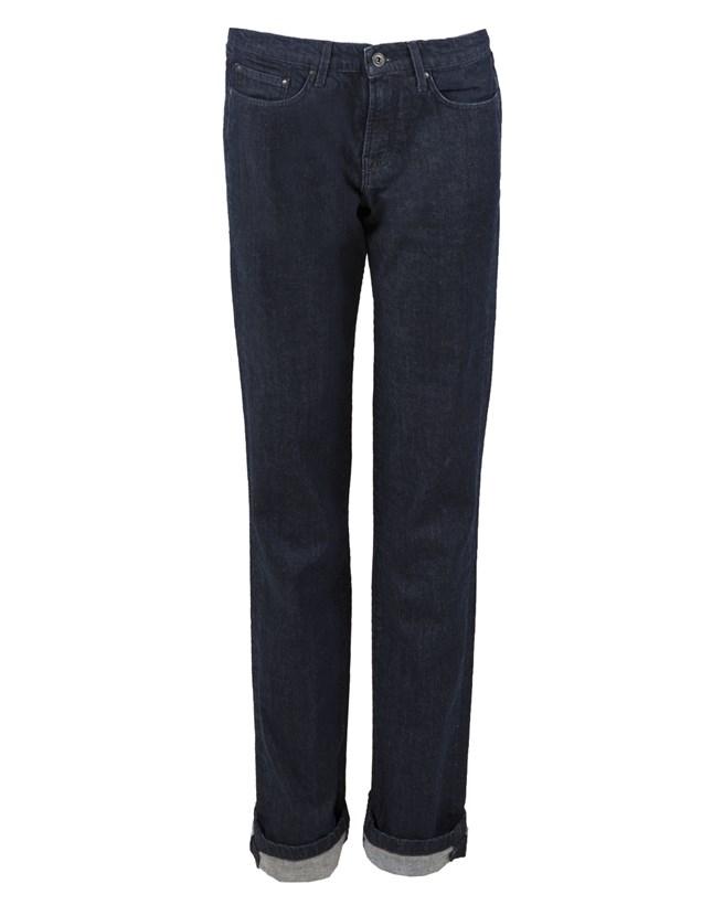 Straight Leg Jeans - Size 10 - Denim Blue 273
