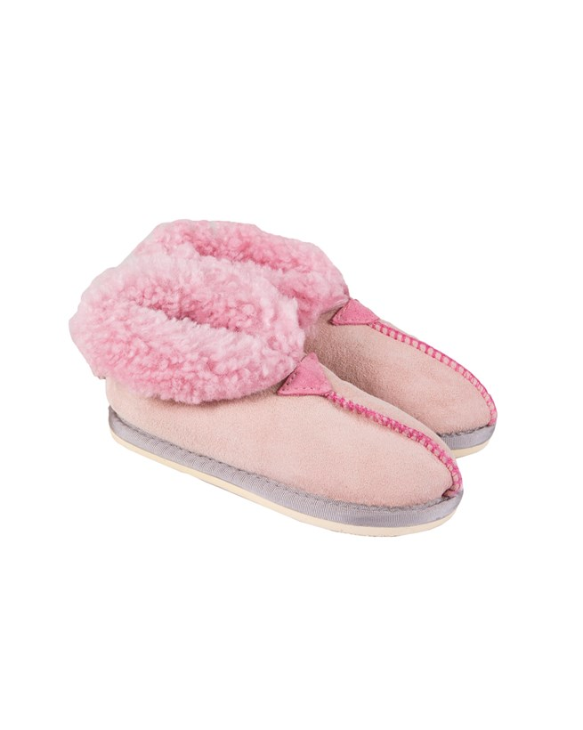 Kids bootee - Size 9-10 - Pink 186