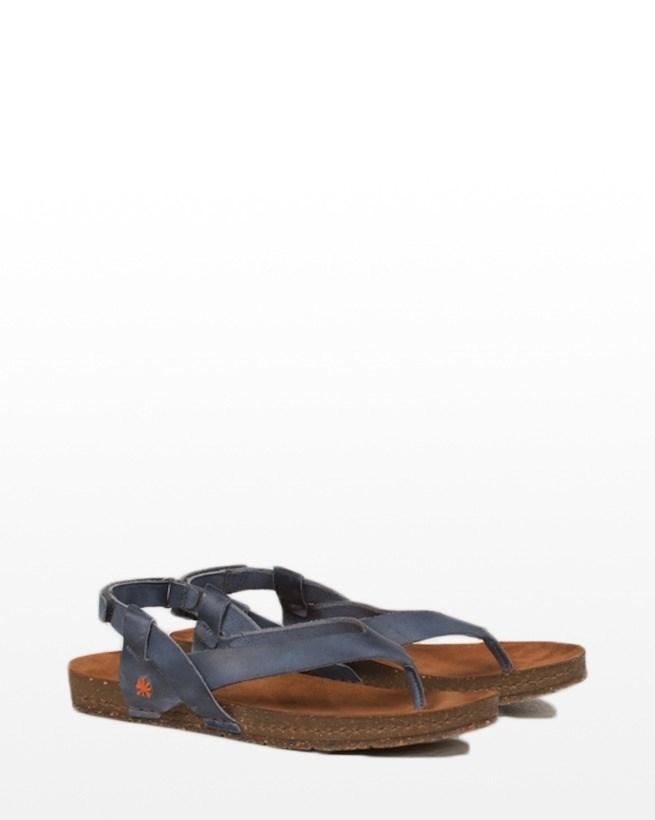 TOE-POST SLINGBACK - 36 - CAPRI BLUE