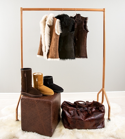 sheepsking gilets and boots.jpg