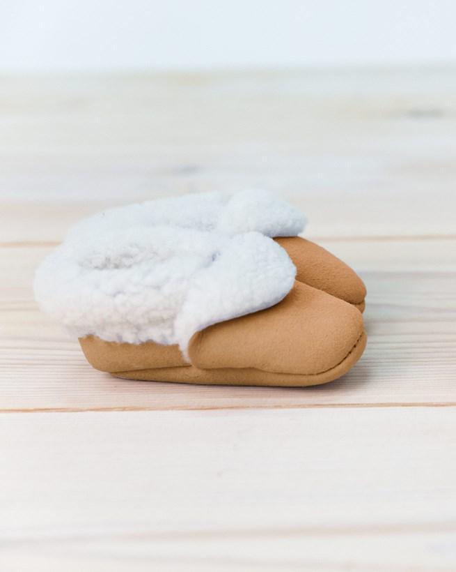 Sheepskin Pram Shoes