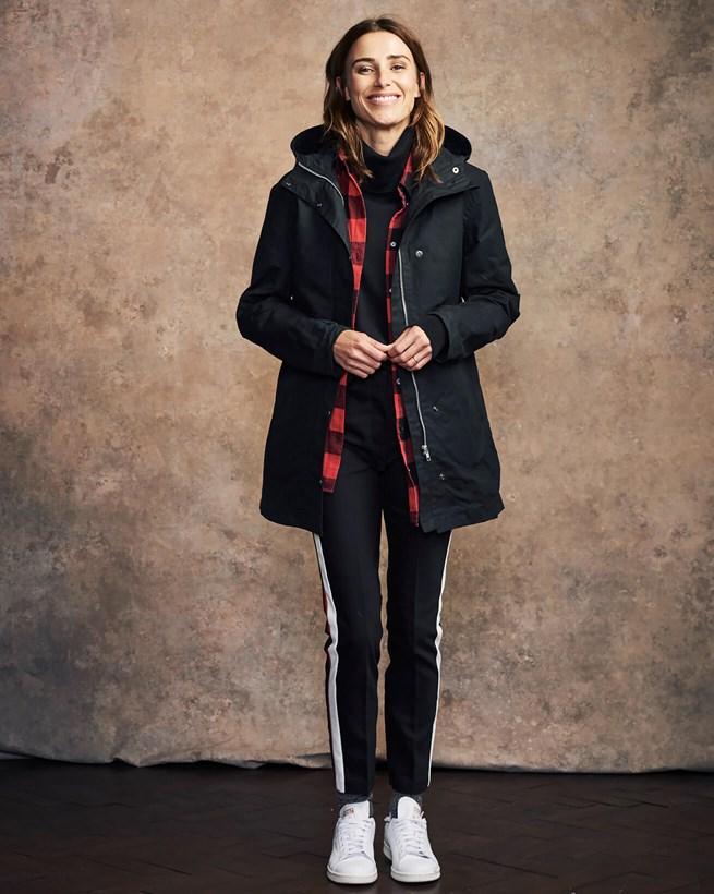 Wax Rain Jacket