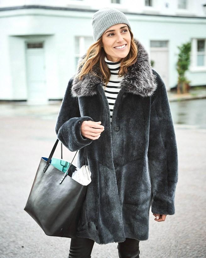 Toscana Cocoon Coat