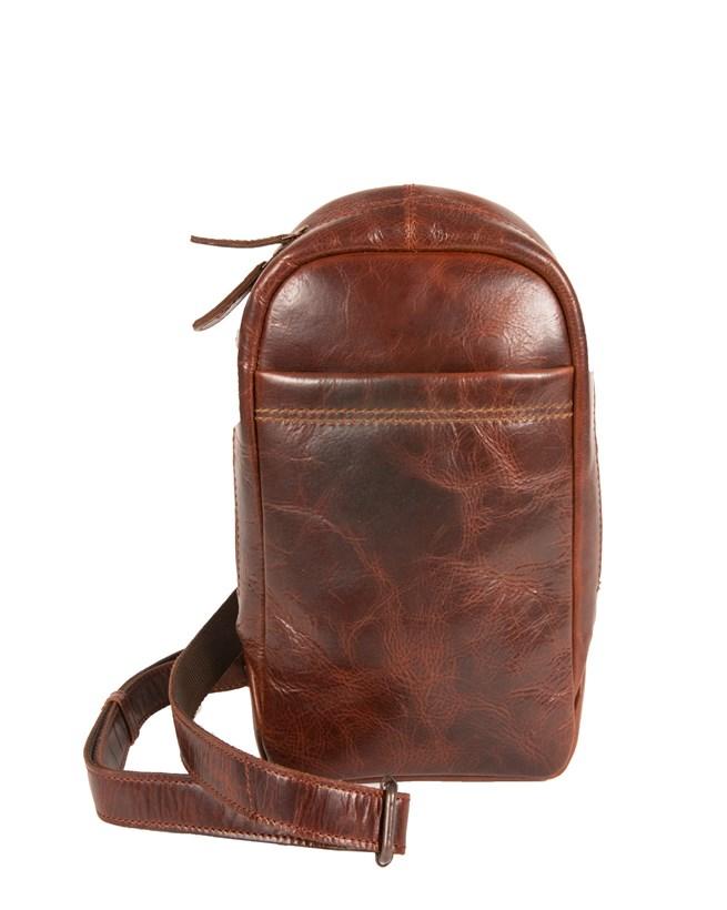 Burnished Sling Bag