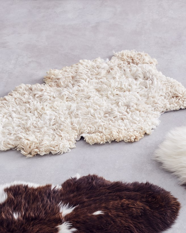 White Face Dartmoor Rug