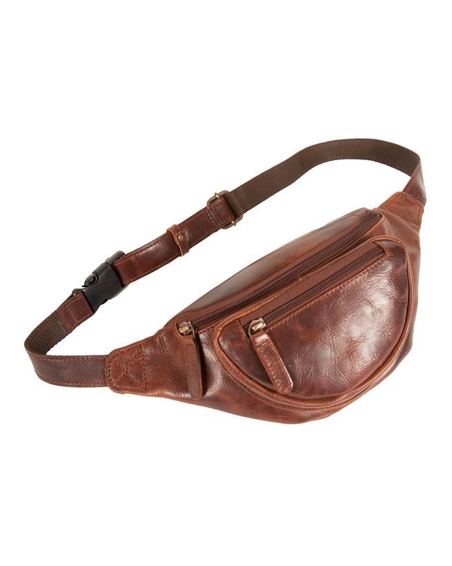 Burnished Belt Bag
