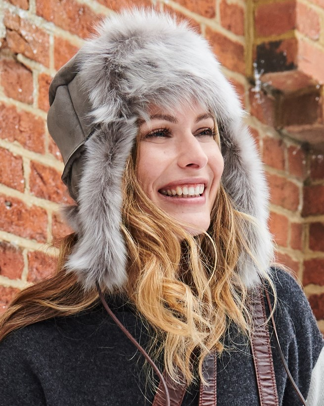 Toscana Trapper Hat