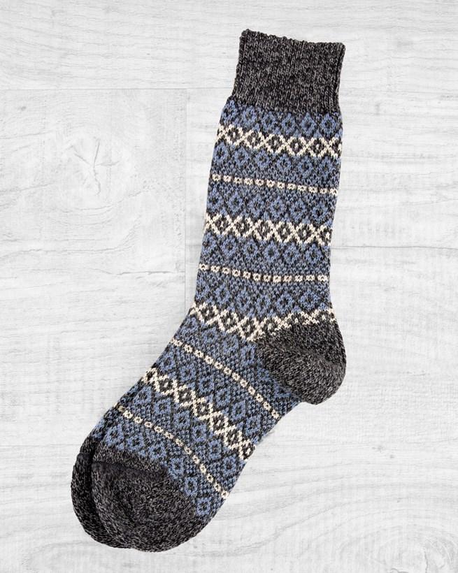 Ladies' Fair Isle Socks
