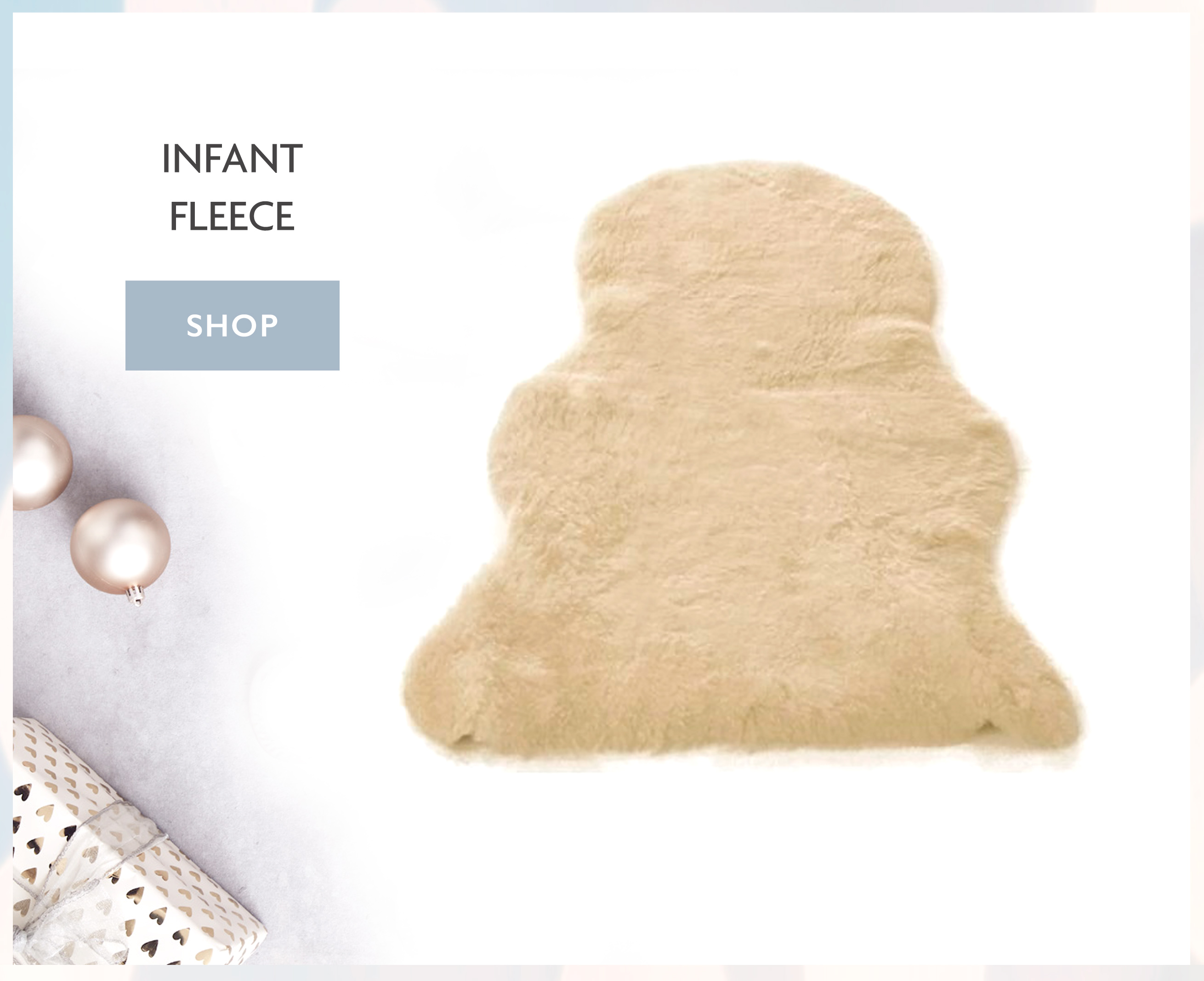 Infant Fleece