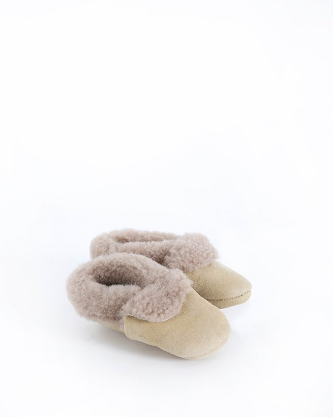 Baby Booties - Size One Size - Teddy 615