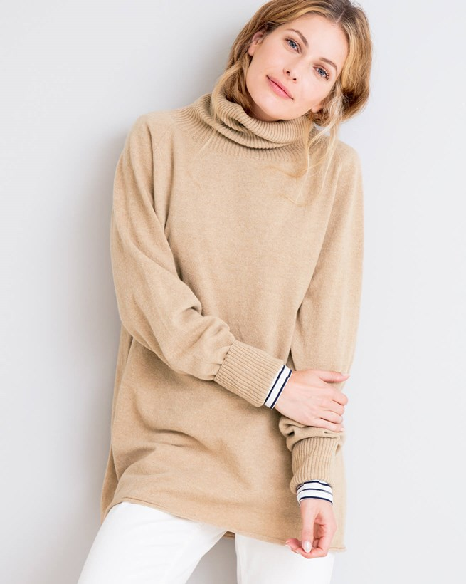 Geelong Slouch Turtle Neck