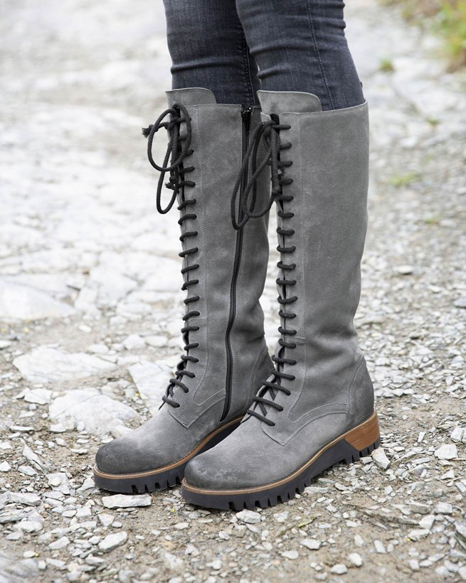 Wilderness Knee High Boot
