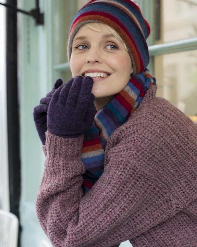 Icelandic Stripe Gloves