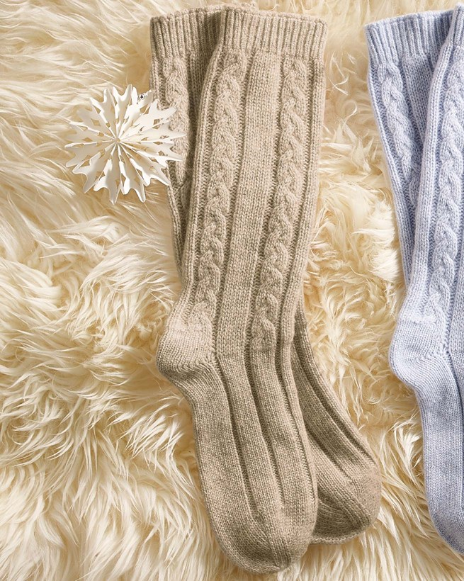 Cashmere Sleep Socks