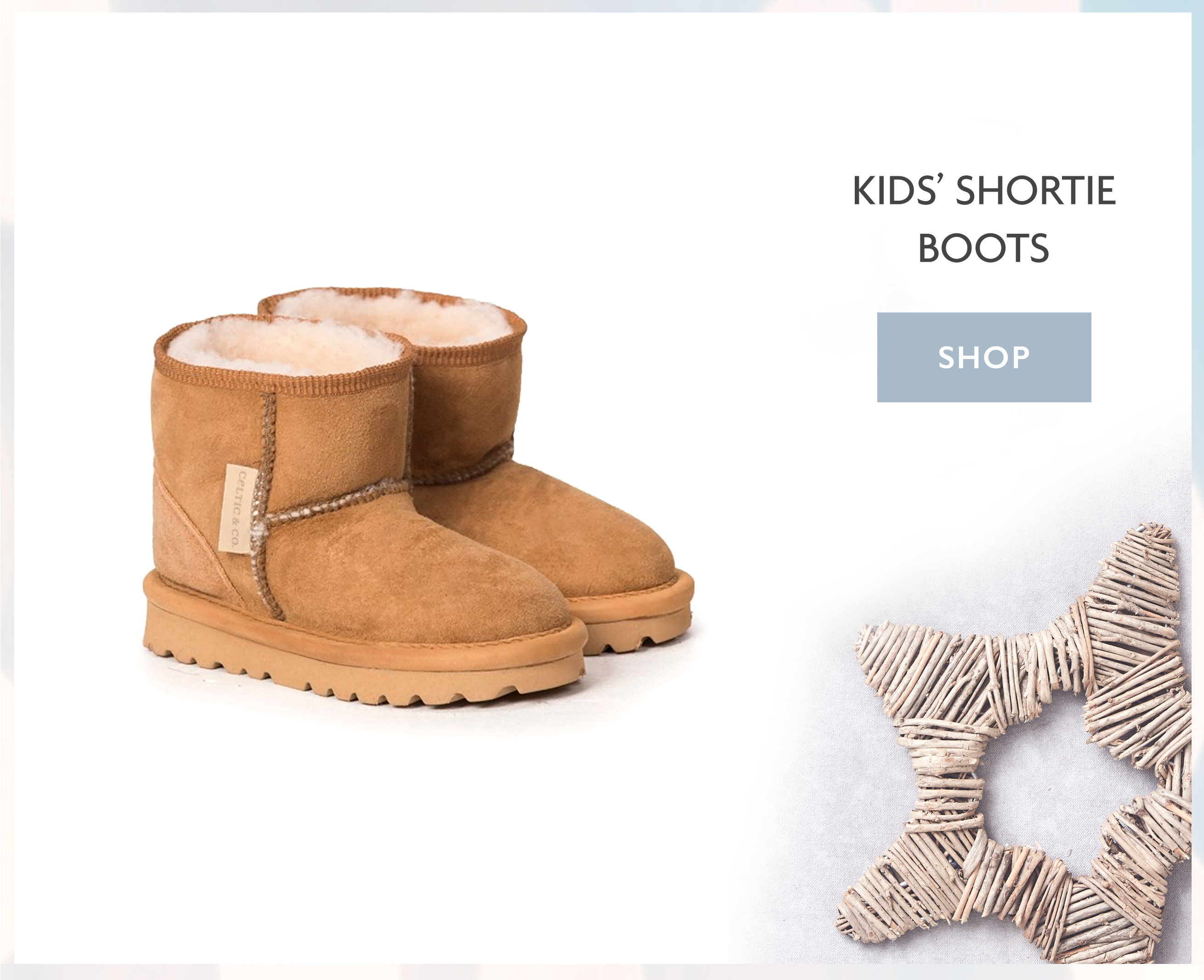 Kids' Shortie Boots