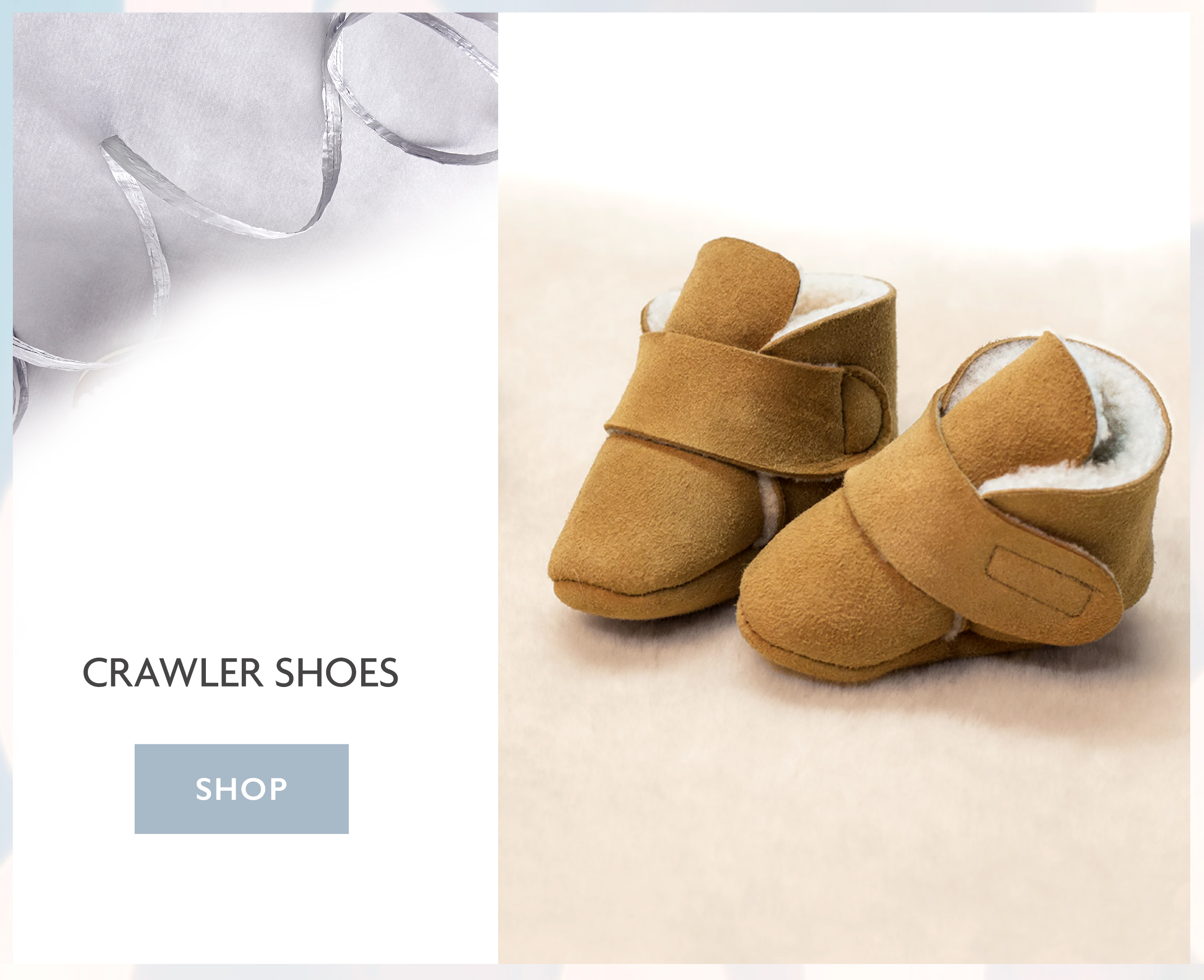 Crawler Shoes