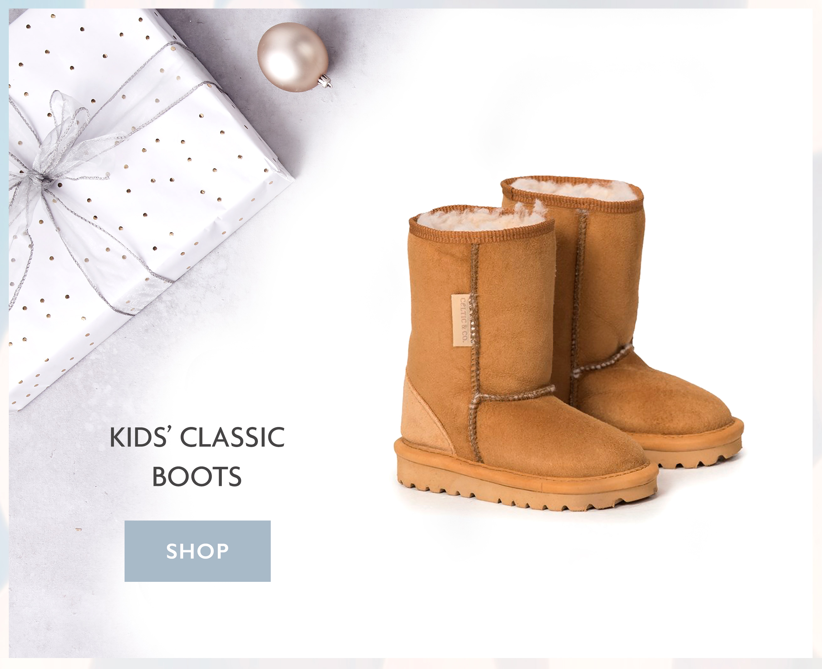 Kids' Classic Boots