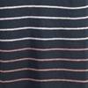 Navy/Peony Stripe
