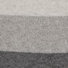 Fossil / Silbergrau gestreift